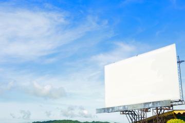 Reklama outdoor – czy to się opłaca?