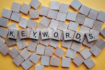 słowa kluczowe w tekstach marketingowych marketingowych